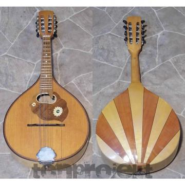 Custom fine vintage solid 8string teardrop MANDOLIN DREIMA Markneukirchen Germany 1950s