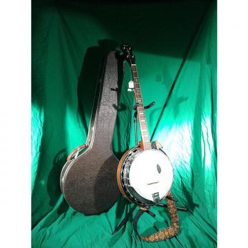 Custom Alvarez Used Vintage 70's Banjo