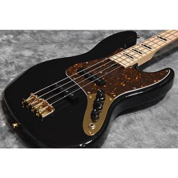 Custom Crews Maniac Sound Jazz Bass Modern Limited Passive Black