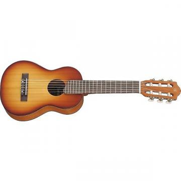 Custom Yamaha Guitalele GL1 + housse - brown sunburst