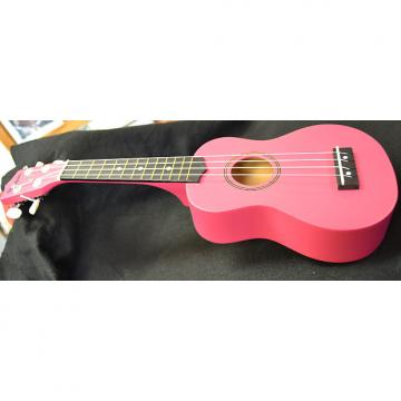 Custom Penguin Soprano Dark Pink Finish