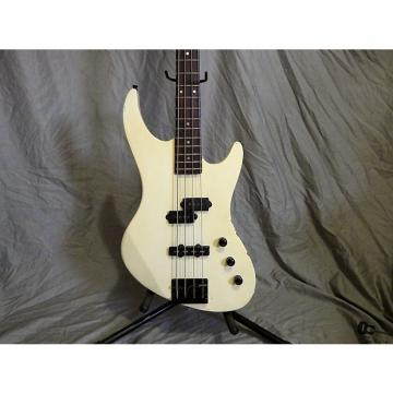 Custom Biscayne/DeArmond III - Palmer Miami Series Electric Bass (1980s, Vintage White)