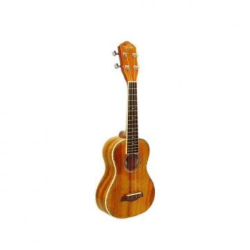 Custom Oscar Schmidt OU5E - Concert Koa Ukulele w/ EQ