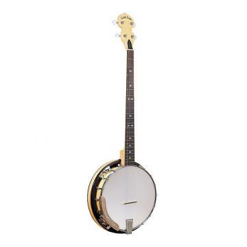 Custom Gold Tone CC-Plectrum Cripple Creek Plectrum Banjo