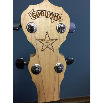 Custom Deering Goodtime Two 5 String Banjo