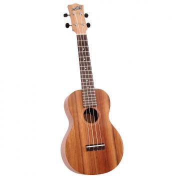 Custom Maton Concert Ukulele With Pickup And Hard Case - Blackwood