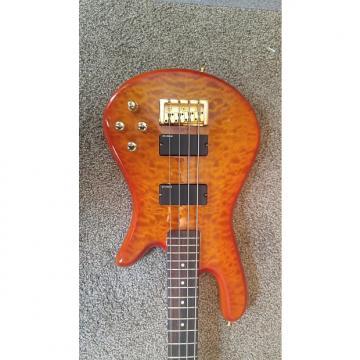 Custom Spector Legend Custom 4 Amber