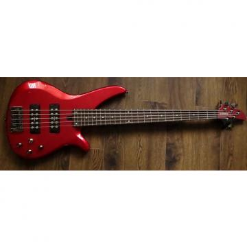 Custom Yamaha RBX375 5 String Active Bass Guitar