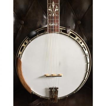 Custom Bishline Heirloom Banjo 2012 ish Tobacco