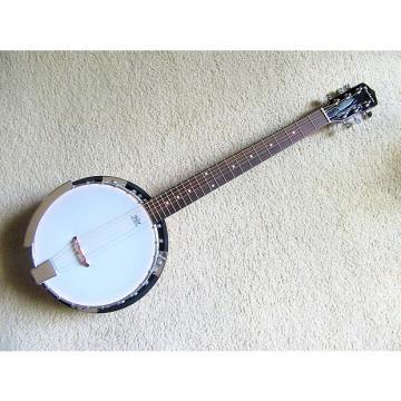 Custom Davison 6-string Banjo Guitar Bantar
