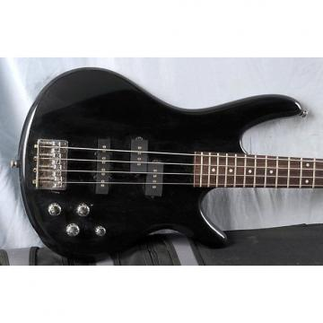 Custom Ibanez Gio Active standard Bass guitar- 2000's Black