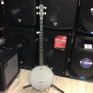 Custom Pilgrim Progress VPB12 Open Back 5-String G-Banjo