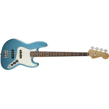 Custom Fender Standard Jazz Bass (Mexican) Lake Placid Blue