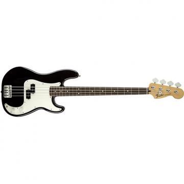 Custom Fender Standard Precision Bass Black