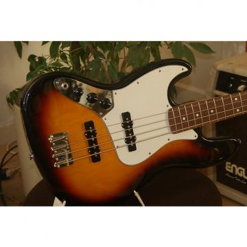 Custom Fender Made in Mexico Jazz Bass Lefthanded
