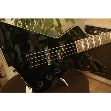 Custom Ibanez Destroyer bass