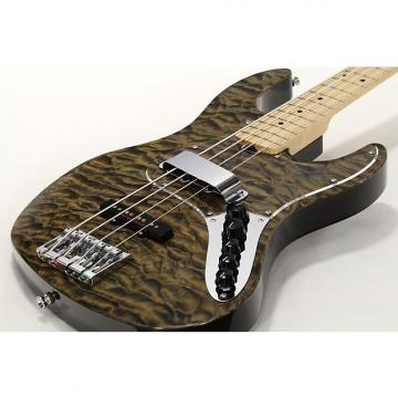 Custom ESP Amaze Custom See Thru Black Sunberst