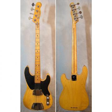 Custom 1972 Telecaster parts bass