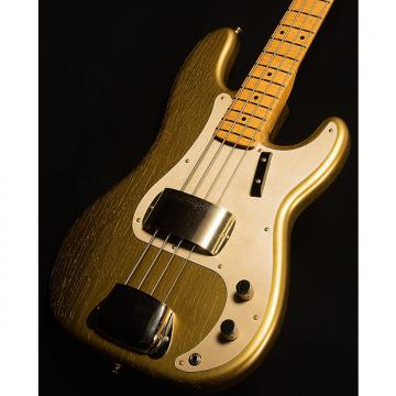 Custom Fender 2017 Collection Limited HLE Precision Bass Closet Classic 2017 Hle Gold