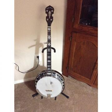 Custom Gold Tone Banjo OB -250 2012 Dark walnut