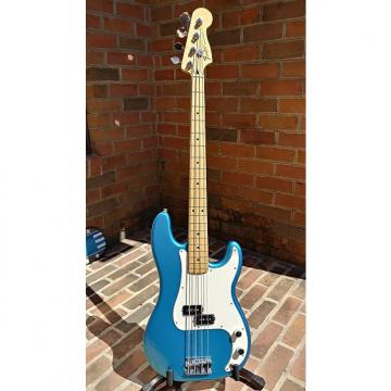 Custom Fender Precision Bass            Lake Placid Blue