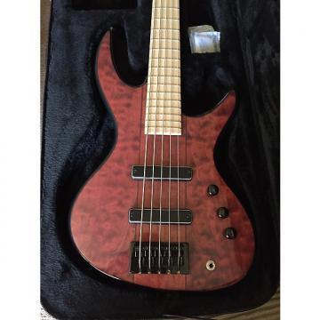 Custom Marco MV-5 Gloss Wine Red