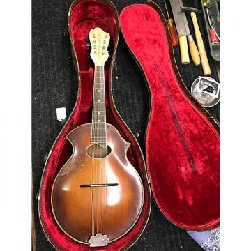 Custom Kay Kraft Arch Top Oval Hole Mandolin 1930's