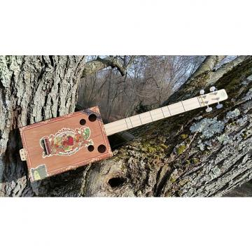 Custom Handmade Cigar Box Dulcimer 2017