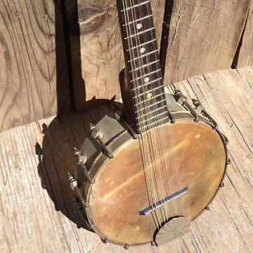 Custom Washburn Lyon Style Banjolin Pre War 1910s 1920s Luthiers Project