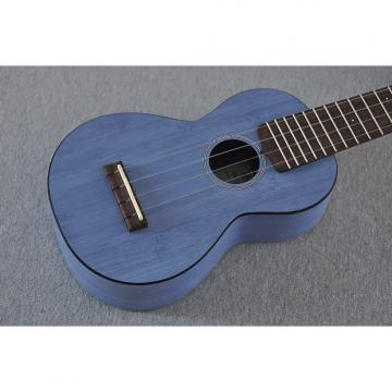 Custom Martin Ukulele - OX Uke Bamboo - 2017 - Blue