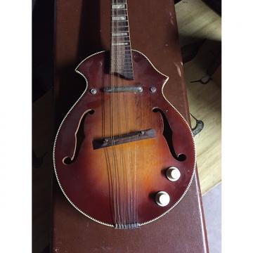 Custom Kay Mandoline 1950's Sunburst