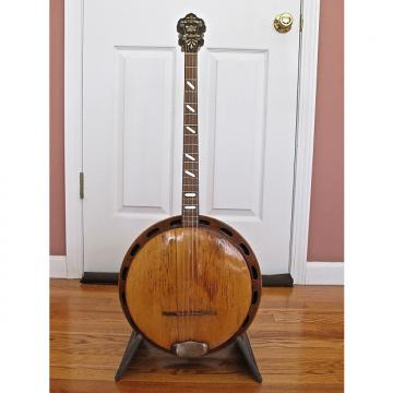 Custom Paramount Tenor Banjo Circa 1925 Aged Natural Satin