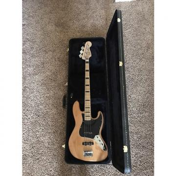 Custom Squier '70s Vintage Modified Jazz Bass 2010ish Natural