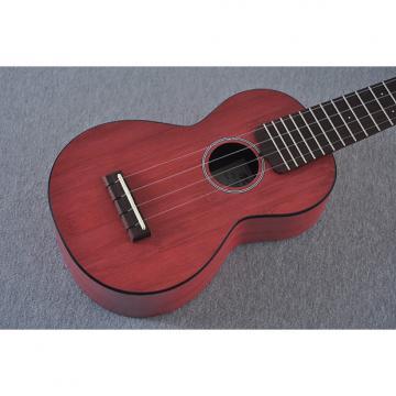 Custom Martin Ukulele - OX Uke Bamboo - 2017 - Red