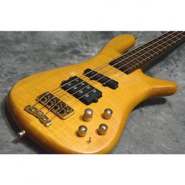 Custom Warwick Streamer Jazzman Honey Violin