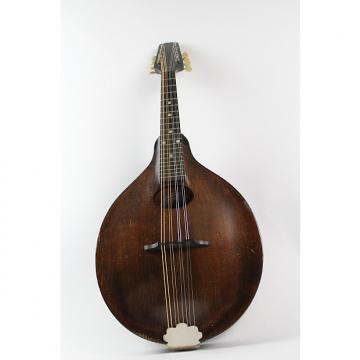 Custom Gibson A-Jr. Snakehead 1925