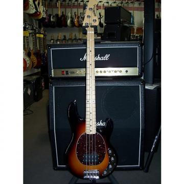 Custom Ernie Ball Music Man Classic StingRay 4 2009 2 Color Sunburst W/CASE