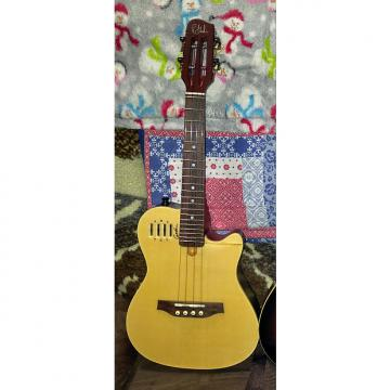 Custom Godin Cavaquinho (Cavaco) Electric Acoustic Brazilian Godin gig bag 2 new string sets