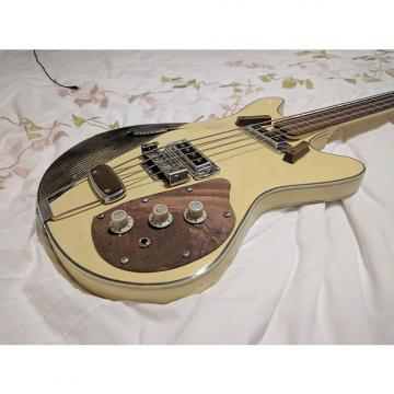Custom Teisco EP-200B 1966? Cream & Brown Wood