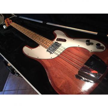 Custom Fender Telecaster Bass 1973 w/Walnut Stain Refin - NICE!