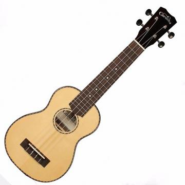 Custom Cordoba 22S Soprano Ukulele