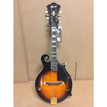 Custom Ibanez M522SBS F-Style Mandolin - Brand New B-Stock (CF-M1)
