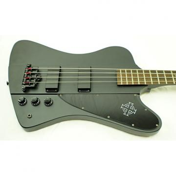 Custom Epiphone Goth Thunderbird IV  Electric Bass Guitar Excellent to Near Mint R-E274
