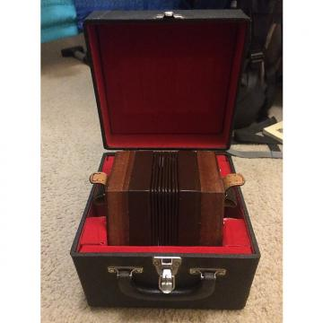 Custom Stagi English Concertina 48 Keys