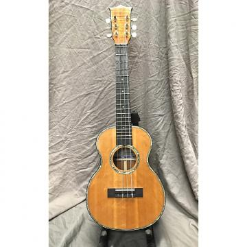Custom Ana'ole TC Custom Tenor 6 String Ukulele with Nice Case