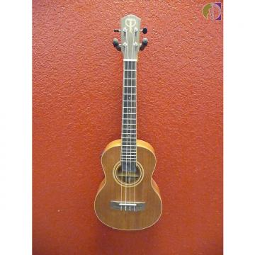 Custom Teton TT20E Tenor Ukulele, Satin Finish, w/electronics