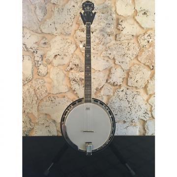 Custom Fender concert tone 54 banjo w/ hard shell case