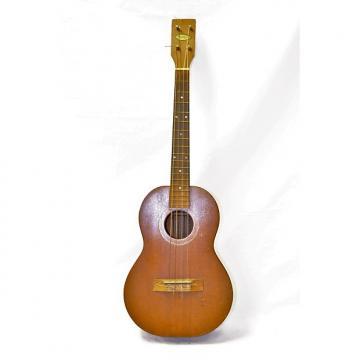 Custom Vintage Harmony Baritone Ukulele