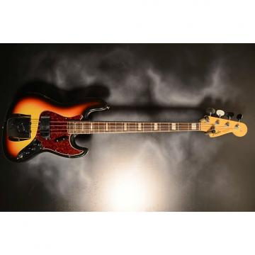 Custom Fender Vintage Jazz Bass 1966 Sunburst J-Bass