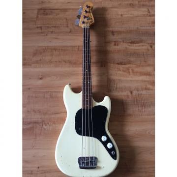 Custom Fender Musicmaster 1978 Olympic White